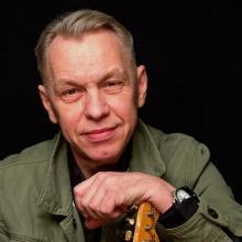 Скляр Александр Феликсович вокалист, гитарист, радиоведущий